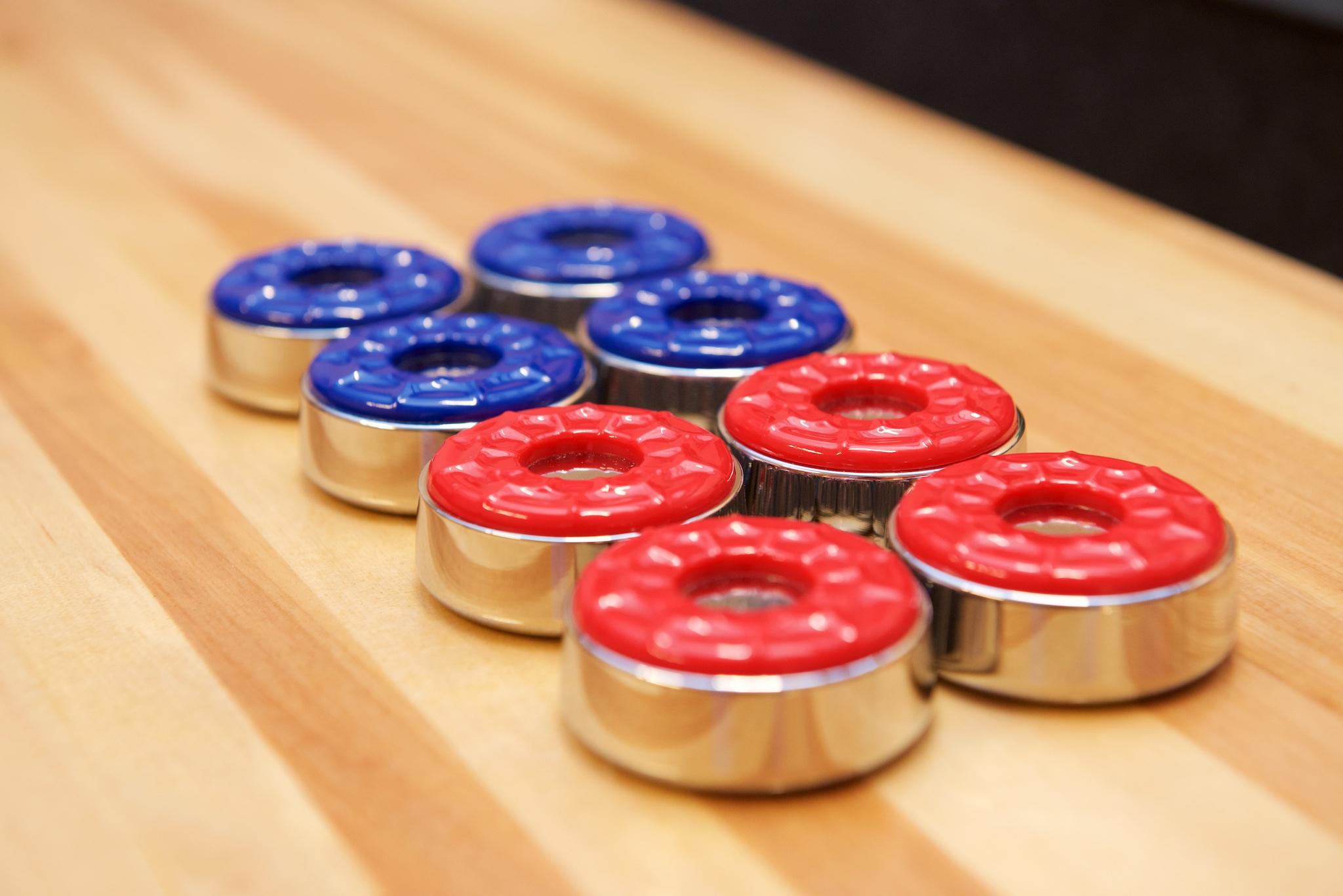 Shuffleboard steiner store 59 mm 370 gram