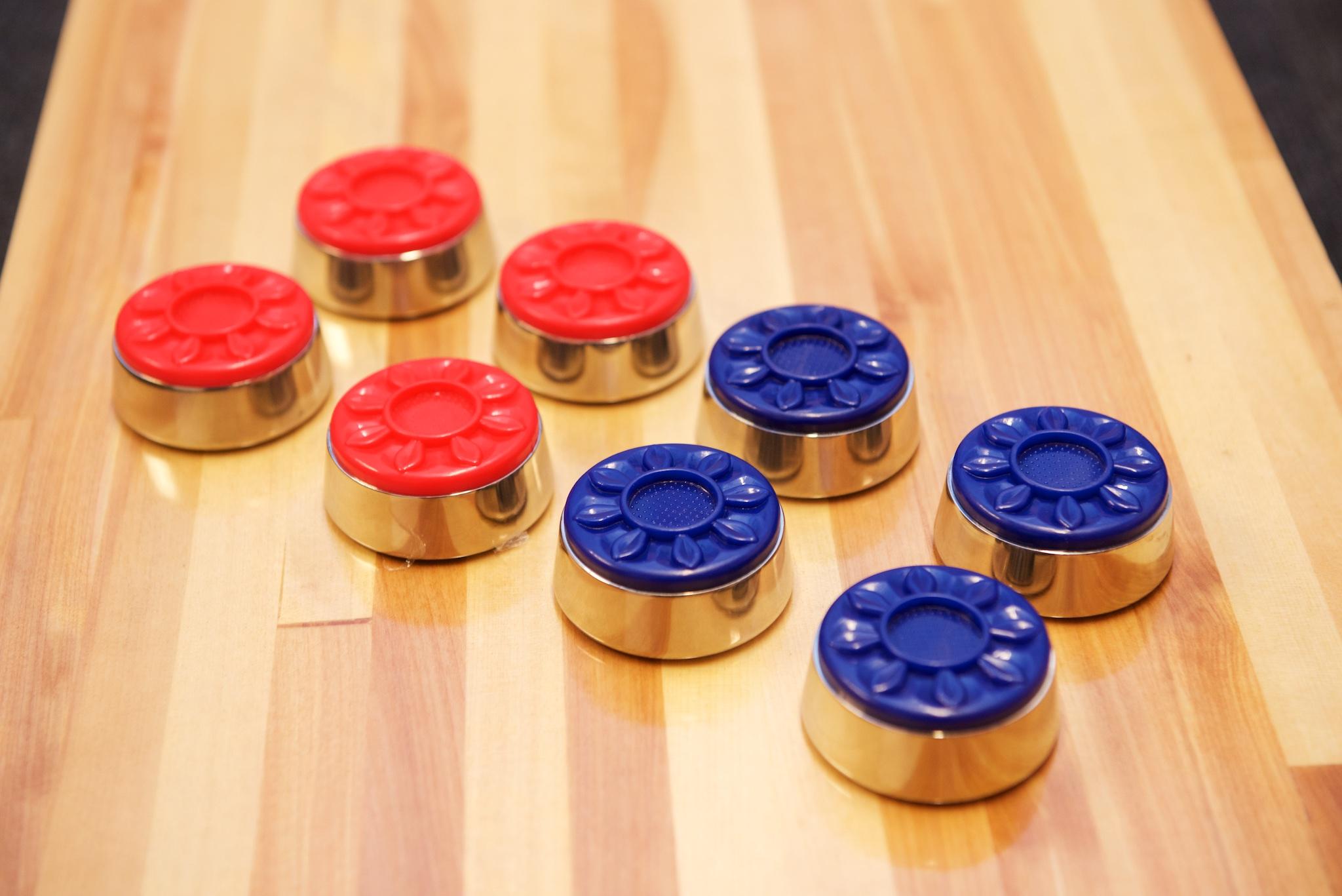 Shuffleboard steiner små 53 mm 280 gram